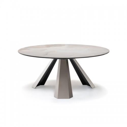 Cat. Eliot Keramik Round étkezőasztal