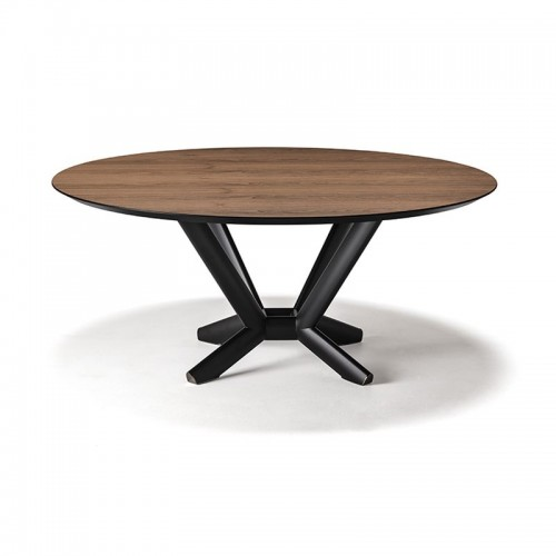 Cat. Planer Wood Round étkezőasztal