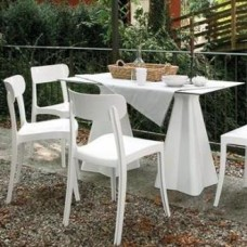 Domitalia New Retrò műanyag szék