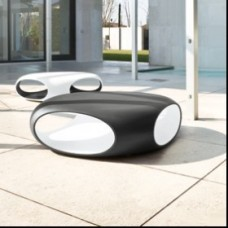 Bond Pebble dohányzóasztal