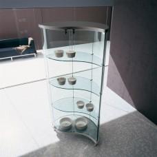 Tonin Casa Oregina üvegvitrin