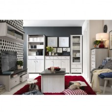 Black Red White Porto nappali elemes bútorcsalád